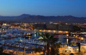 Cabo Marina Lights