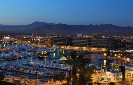 Cabo Marina Lights