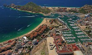 Cabo Bay and Marina