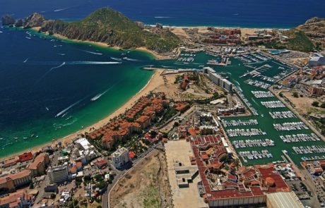 Cabo Bay and Marina