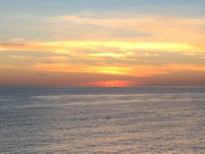 Fishing at Sunrise Cabo