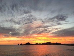 Cabo Corridor Sunsets