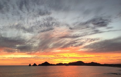Cabo Corridor Sunsets