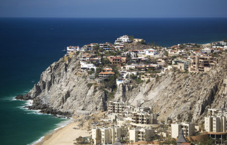 Pedregal Cliff Homes