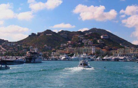 Cabo Marina Access