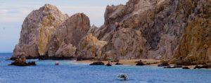 Near Cabo Arch