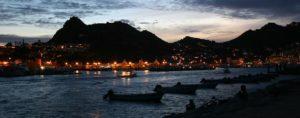 Cabo Marina at Night