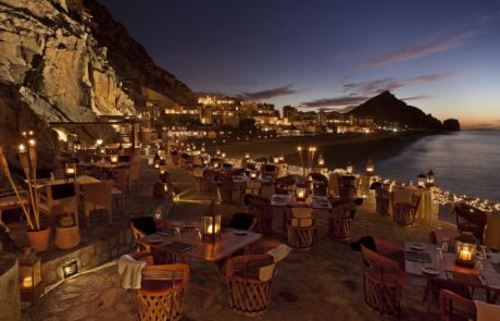 Pedregal, El Farrallon Restaurant