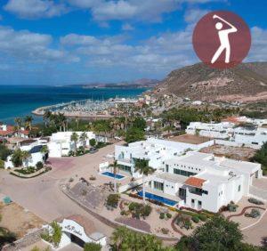 Cabo marina views