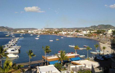 La Paz Marinas