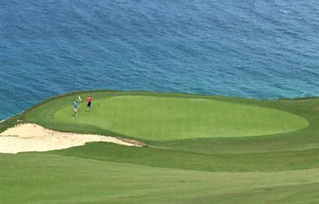 Jack Nicklas Ocean Front Golf Courses