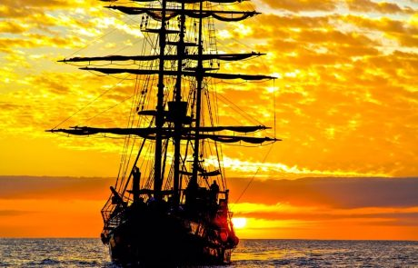Cabo pirate ship cruise