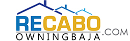 RE Cabo Los Cabos Real Estate Logo